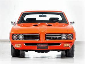 1969 Pontiac Gto Judge Hardtop Coupe Muscle Classic Hd