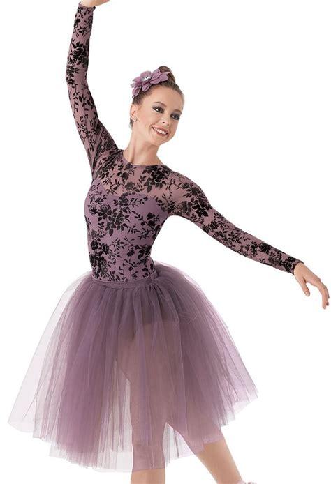 Weissmanu2122 | Floral Burnout Mesh Ballet Dress | Dance Is My Passion | Pinterest | Ballet Ballet ...