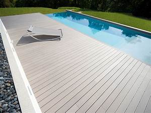 Lame De Terrasse Composite Longueur 4m : lame de terrasse bois lameo 25x145 machot bois ~ Melissatoandfro.com Idées de Décoration