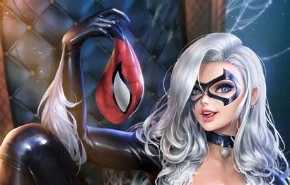 Marvel Cat 4k Spiderman Spider Mask Wallpapers
