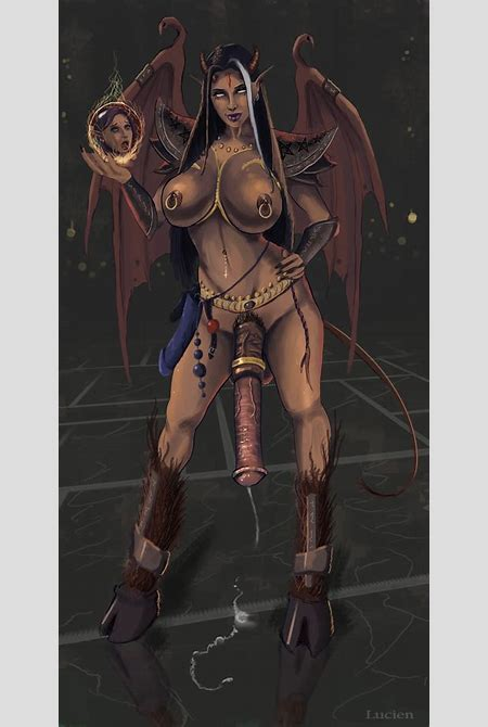 Velaxtra The Succubus by Lucien - Hentai Foundry