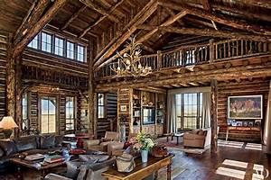Go Inside 7 Spectacular Mountain Homes HuffPost