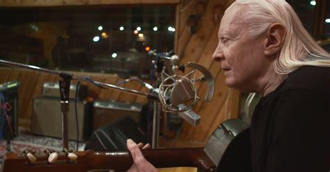 hear johnny winters bluesy final recording death letter
