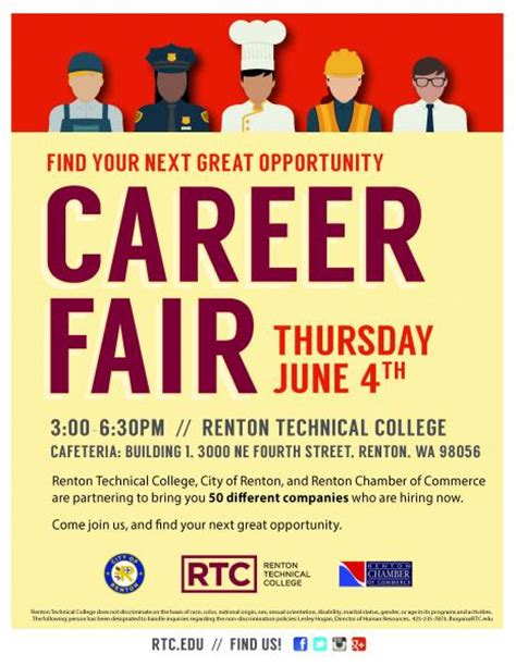 Career Services  Career Fair At Renton Technical College. Processes And Procedures Template. Medical Receptionist Resume Objective. Medical Facility Manager Resume Template. What Do Mentors Do Template. Multi Family Garage Sale Template. Thank You Letter For Job Offer Acceptance Template. Show Me An Example Of Template. New Avery Labels Template Downloads Examples