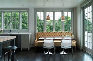 Dining Benches And Banquettes Dining Room Contemporary