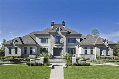 European Luxury House Plan