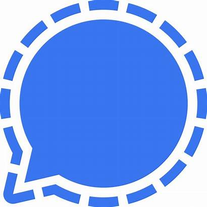 Signal Icon Svg Ultramarine App Whatsapp Telegram