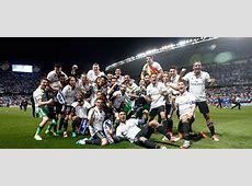 La Liga 33 Real Madrid CF