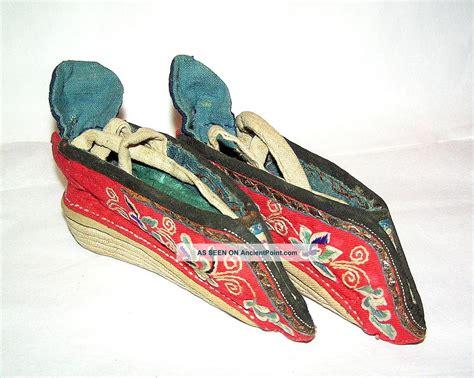 Chinese Foot Binding Lotus Shoes Hot Girls Wallpaper