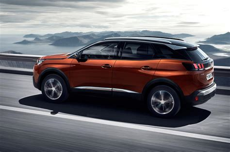 Peugeot 3008 Picture by New Peugeot 3008 Officially Unveiled Pictures Auto Express