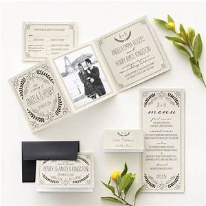 find your wedding style with wedding paper divas With wedding paper divas gold invitations