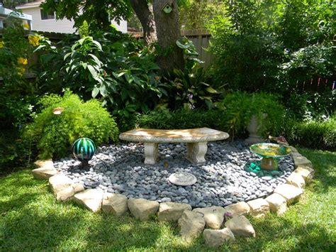 meditation garden design ideas quail valley backyard tour 3139 glenn lakes