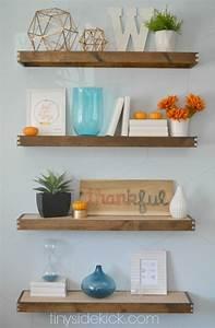 48 Shelves Decor Ideas, Best 25 Wall Shelf Arrangement
