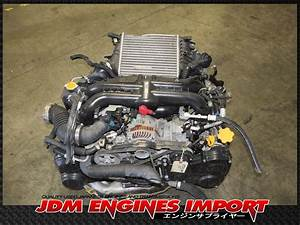 03 04 05 06 Subaru Legacy Gt Forester Xt Baja Turbo Engine