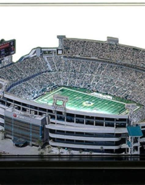 Asm, city of jacksonville, tiaa bank field and jacksonville jaguars, llc (the jaguars) are committed to creating a safe, comfortable and enjoyable experience for all fans throughout the stadium premises, which includes inside and outside the stadium gates and in the parking lots. HOMEFIELDS Jacksonville Jaguars 9in Lighted Replica EverBank Field - Touchdown Gifts, Inc.