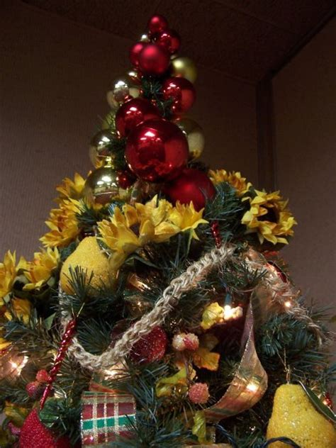 perennial passion sunflower christmas tree
