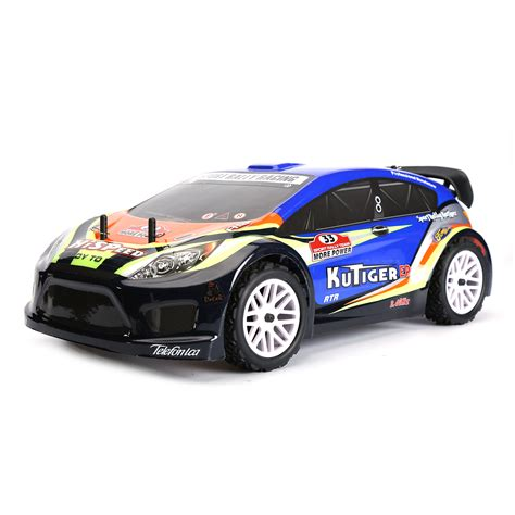 Rc Rally Car Racing by Hsp 1 10 4wd 2 4ghz Electric Power Rc Car Sport Rally