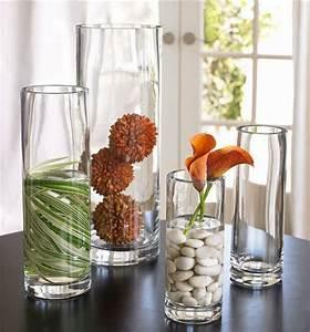 Vase Rond Transparent : deco vase en verre ~ Teatrodelosmanantiales.com Idées de Décoration