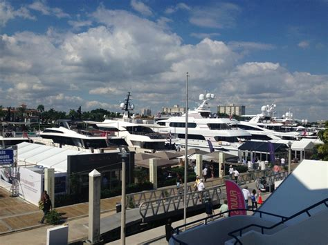 Fort Lauderdale Boat Show 2018 Directions by Superyacht Receipes Oversea Insurance Agency