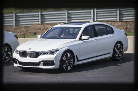 2016 Bmw 7 Series Review Caradvice