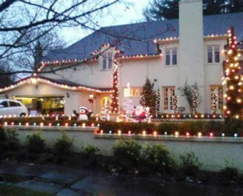 christmas lights installation in portland