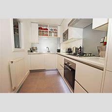 Small L Shaped Kitchen  Modern  Kitchen  London By