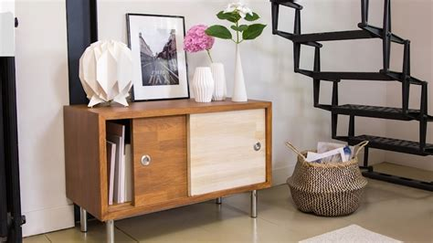 Etagere Translation by Tuto Brico Fabriquer Un Buffet Style Scandinave