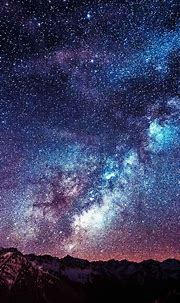 Space galaxy wallpapers for iPhone and iPad