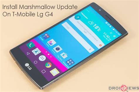 install marshmallow update 20i t mobile lg g4 h811