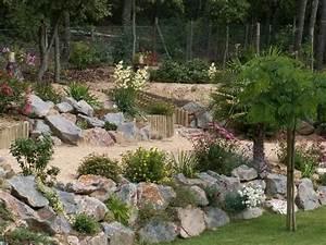 amenagement rocaille jardin best rocaille de jardin ides With superior faire un jardin zen exterieur 7 entretien du jardin jardin paysagiste conception