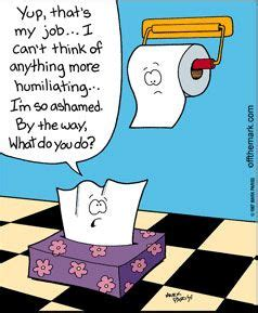 toilet paper jokes cartoons zingers lab funny jokes