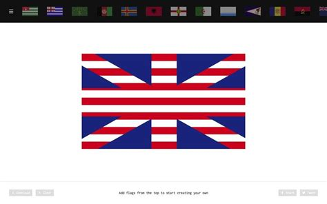 fake flag httpster