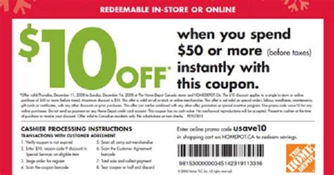 home depot store coupon 2017 2018 best car reviews