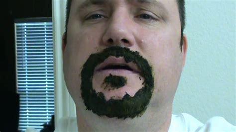 natural beard dye youtube