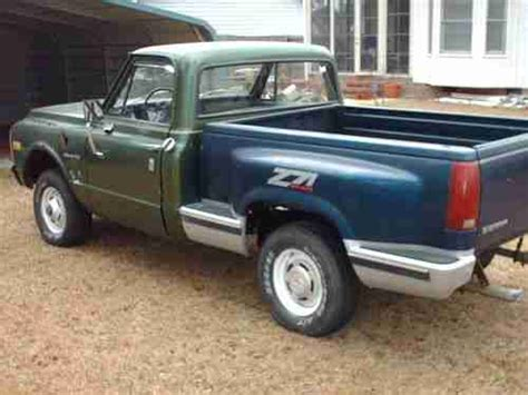 1971 chevy c10 stepside truck chevrolet find used 1971 chevy 4x4 stepside truck in fayetteville carolina united states