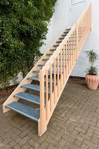Außentreppe Holz Selber Bauen : ausentreppe holz mit podest ~ Lizthompson.info Haus und Dekorationen