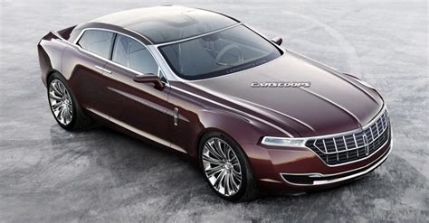 2018 Lincoln Continental As A Bmw 7 And