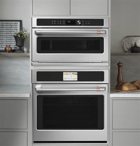cafe built  microwaveconvection oven cwbpns ge appliances