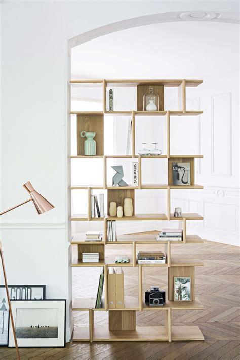 armoire de rangement bureau 35 idées de bibliothèque modulable