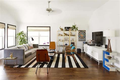 20 Breathtaking Mid Century Modern Living Room Ideas