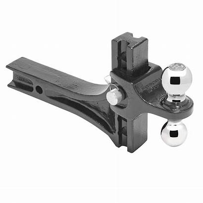 Ball Mount Adjustable Dual System Series Pro