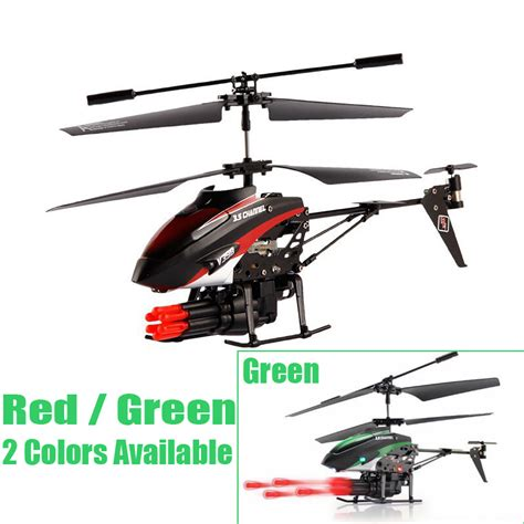 Wltoys Wl V398 Remote Control Helicopter 3.5 Channels