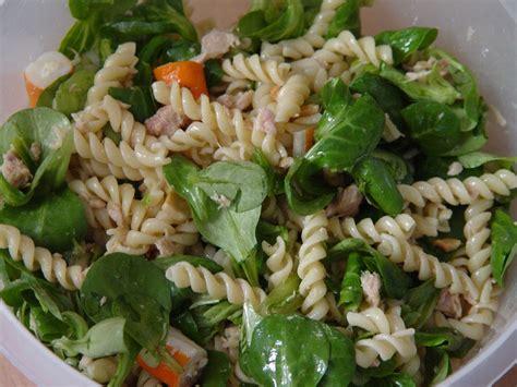 salade de p 226 tes thon surimi m 226 che quand est ce qu on mange
