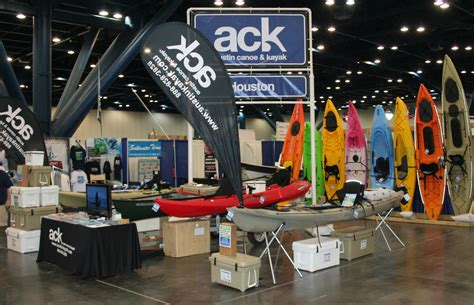Houston Boat Show 2017 by Houston Summer Boat Show On The Horizon The Ack