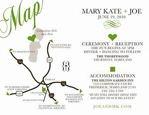 custom wedding map designed to match your invitation With maps for wedding invitations free printable