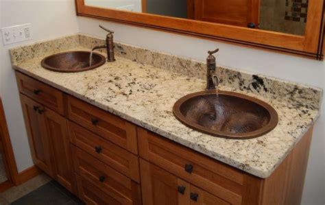 Bath Countertops With Sinks by Colorado Springs Granite Countertops Denver Shower Doors