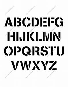 army modern number stencils 0 to 9 stencil letters org With army letter stencils
