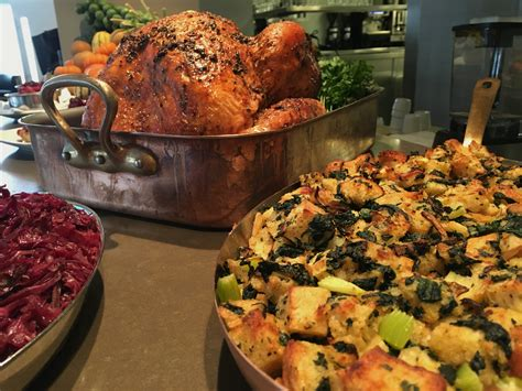 12 ways to win thanksgiving dinner in l a without even