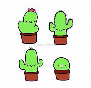 8 best images about cactus cartoon on Pinterest   Smileys ...