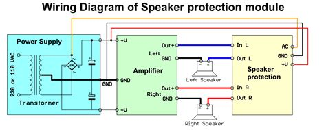 diyfan speaker protection with upc1237